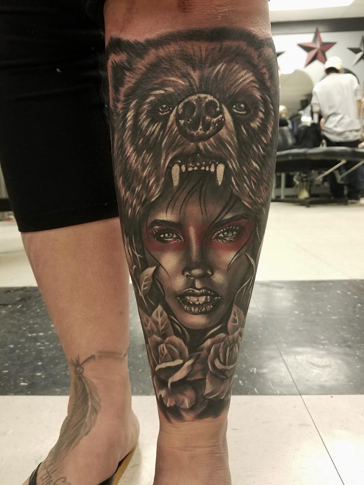 Mike - Bear Woman